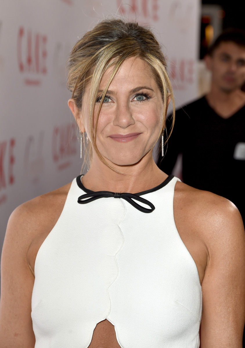 Jennifer Aniston, Cake premiere, 2015