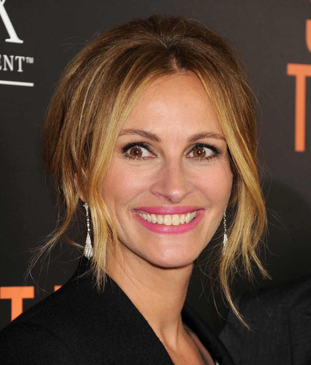 Julia Roberts, Secret in Their Eyes premiere, 2015
