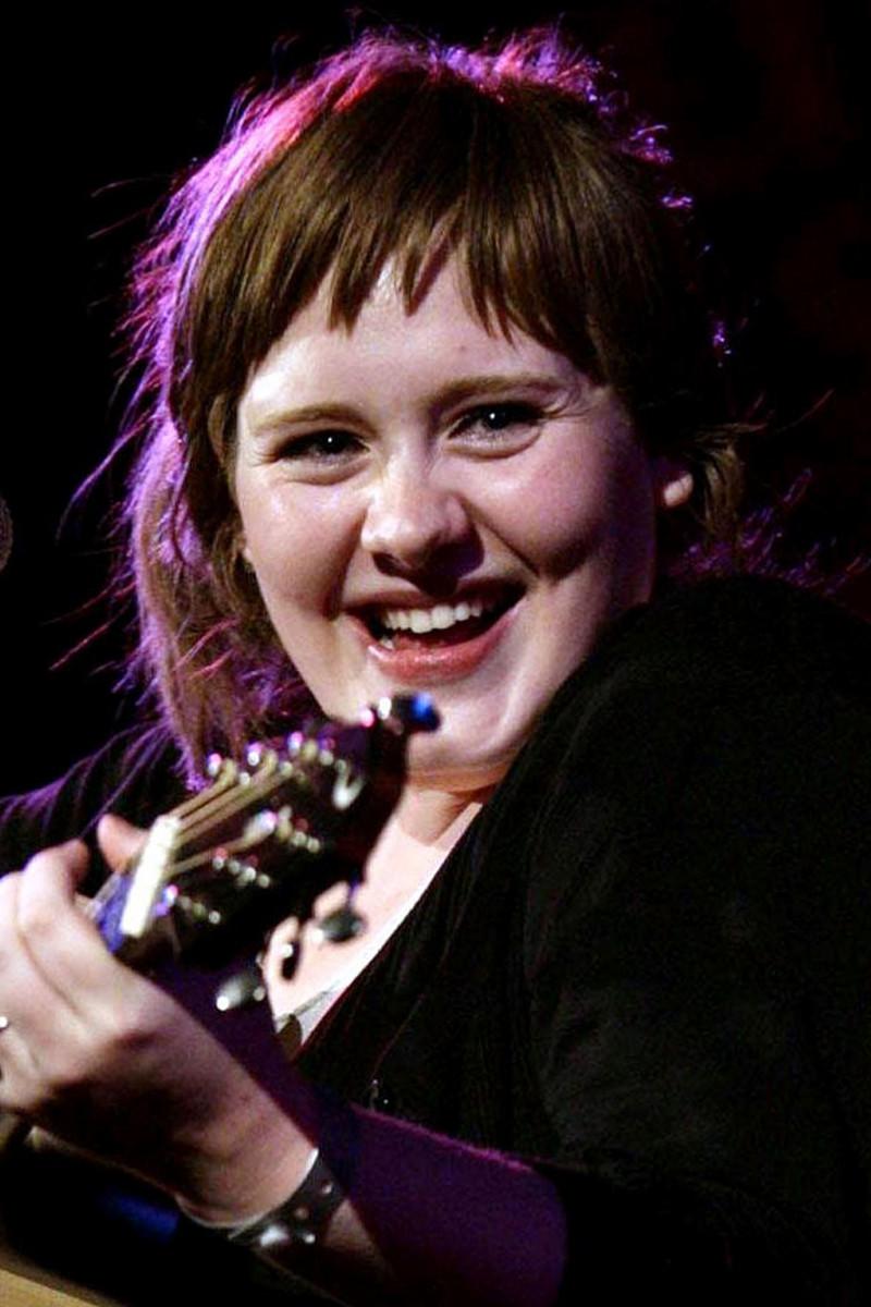 Adele, Union Chapel performance, 2007