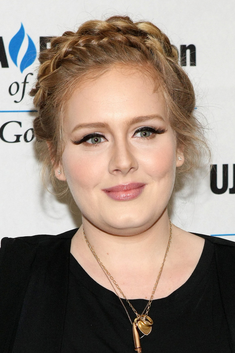 Adele, Music Visionary of the Year Award Luncheon, 2013