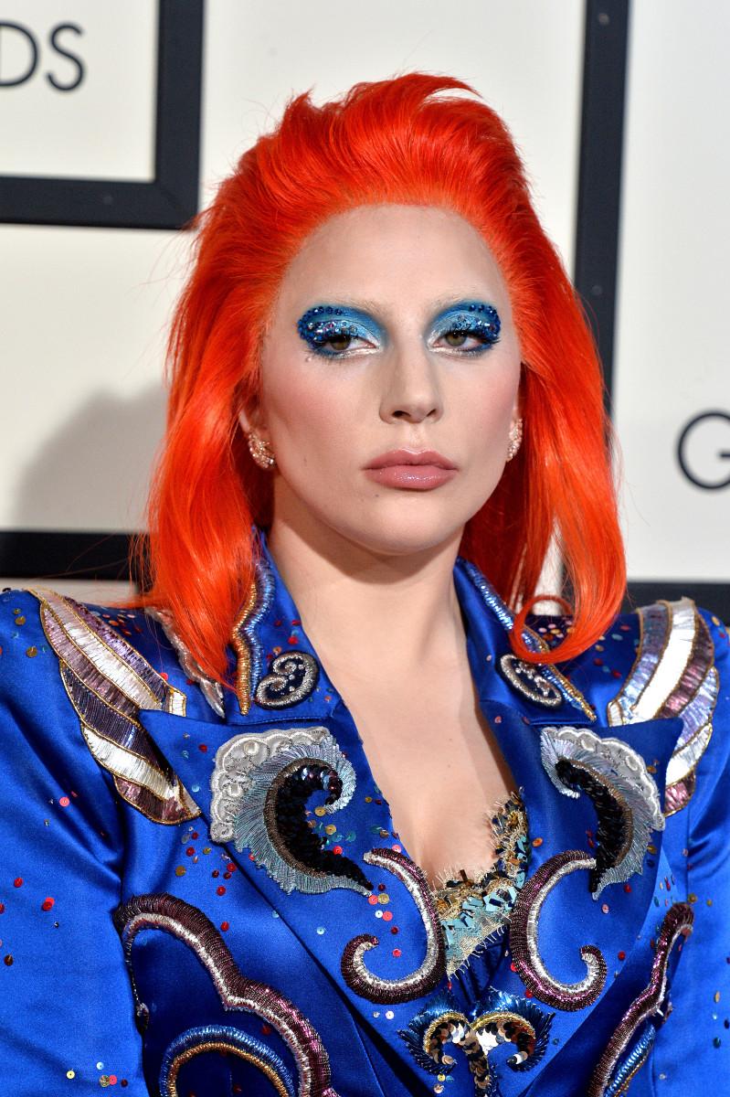 Lady Gaga, Grammy Awards 2016