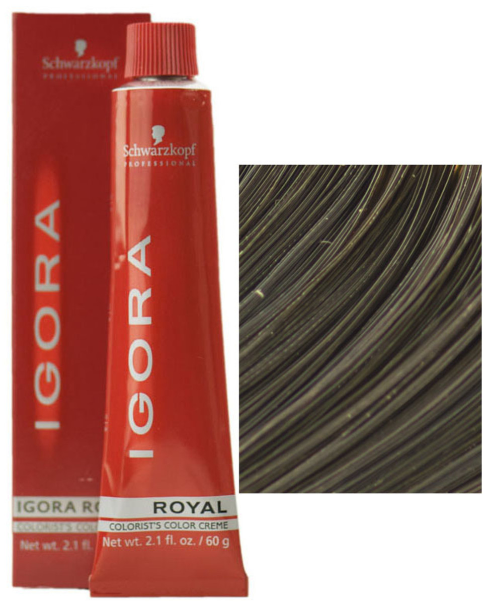 Schwarzkopf Igora Royal Color Creme in 5.1