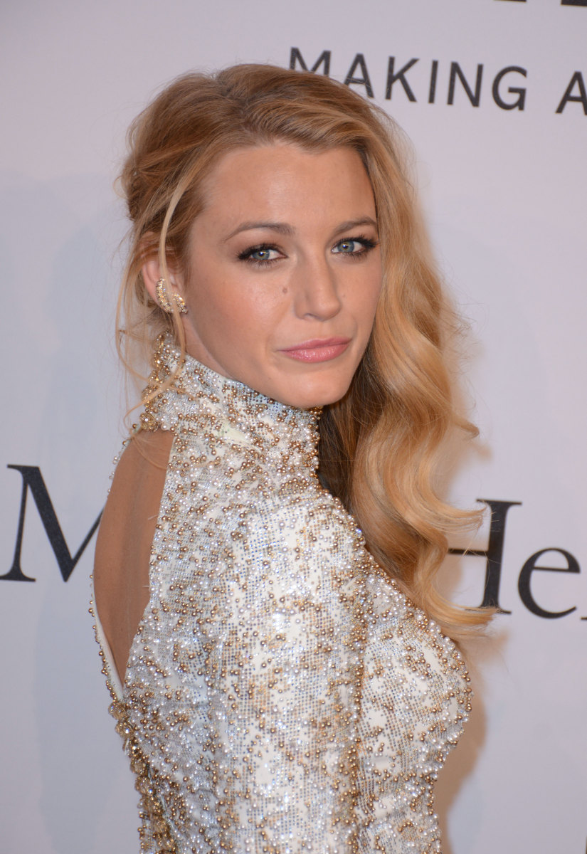 Blake Lively, amfAR New York Gala, 2016