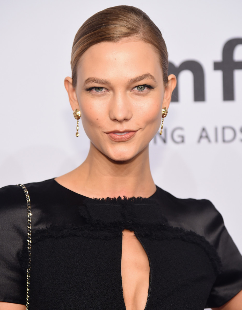 Karlie Kloss, amfAR New York Gala, 2016