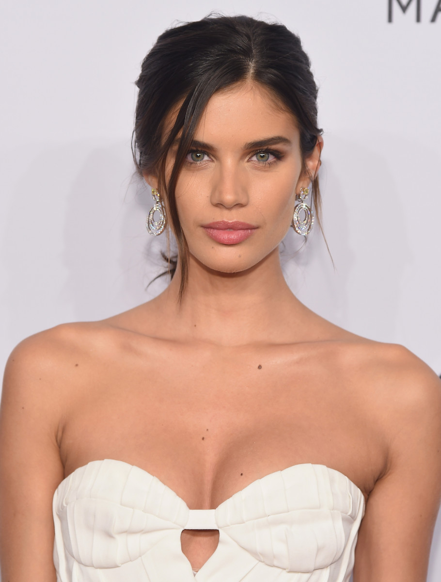 Sara Sampaio, amfAR New York Gala, 2016