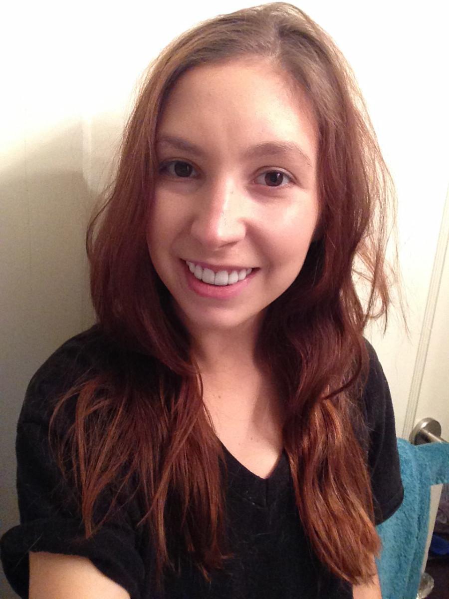 Hair consultation - Jen