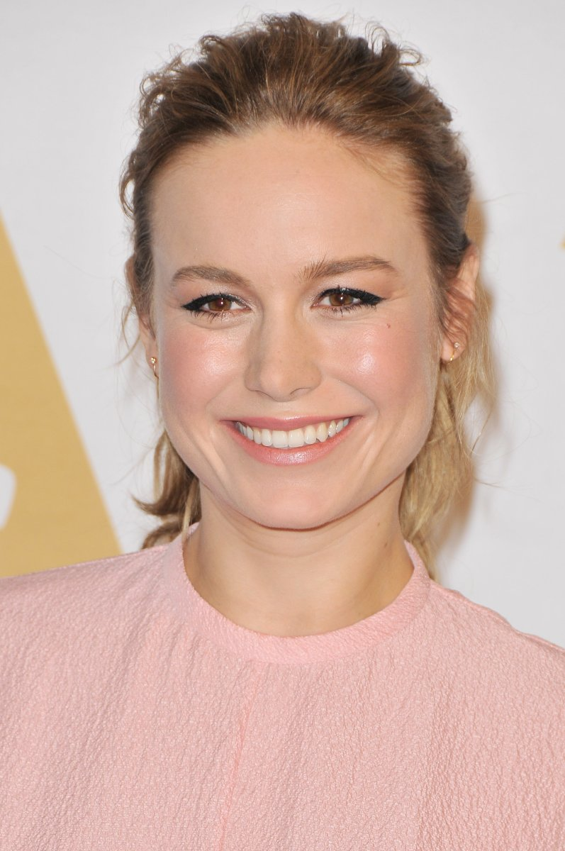 Brie Larson, Academy Awards Nominee Luncheon, 2016