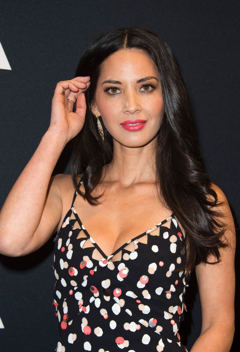 Olivia Munn, Sci-Tech Awards 2016