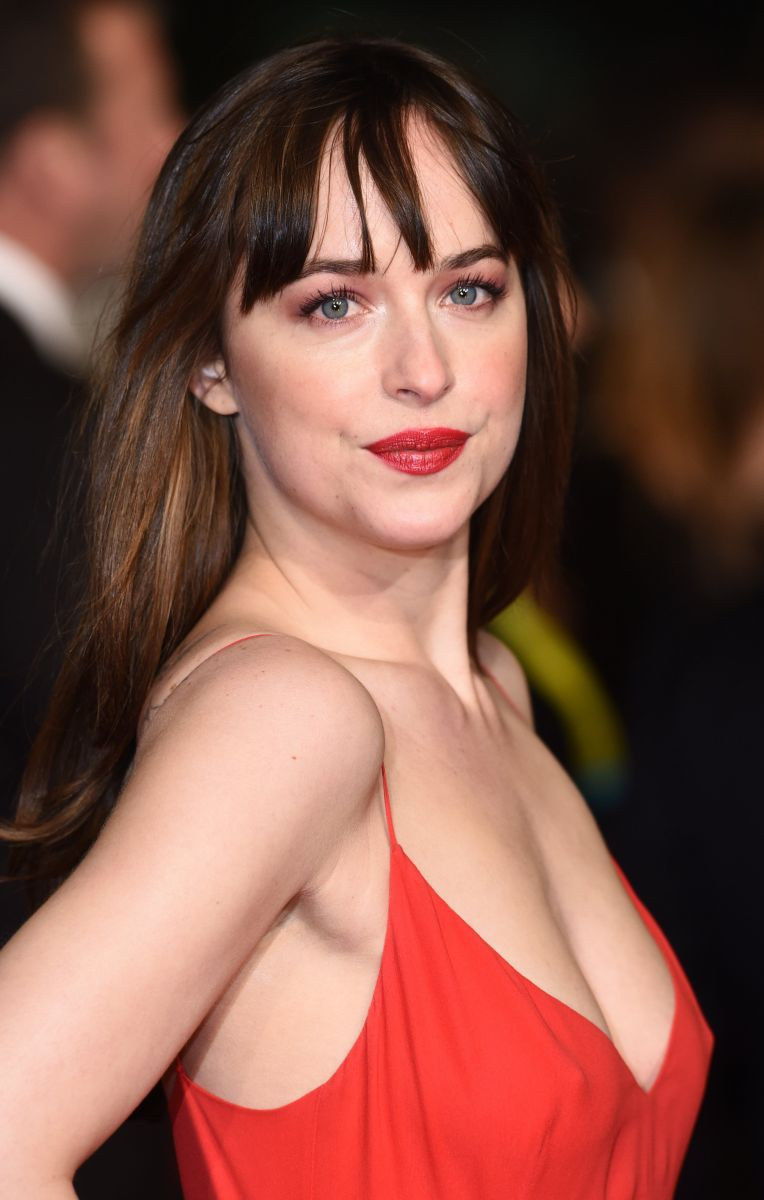 Dakota Johnson, BAFTA Awards 2016