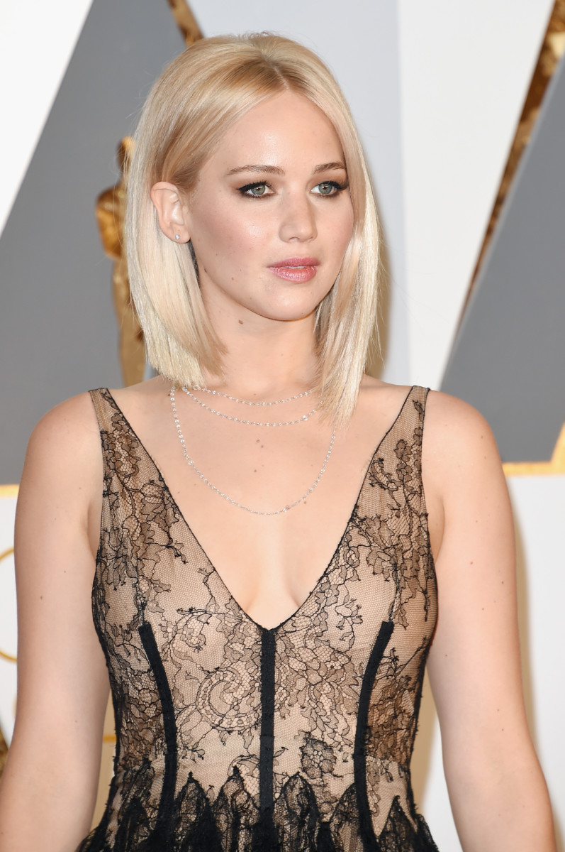 Jennifer Lawrence, Oscars 2016
