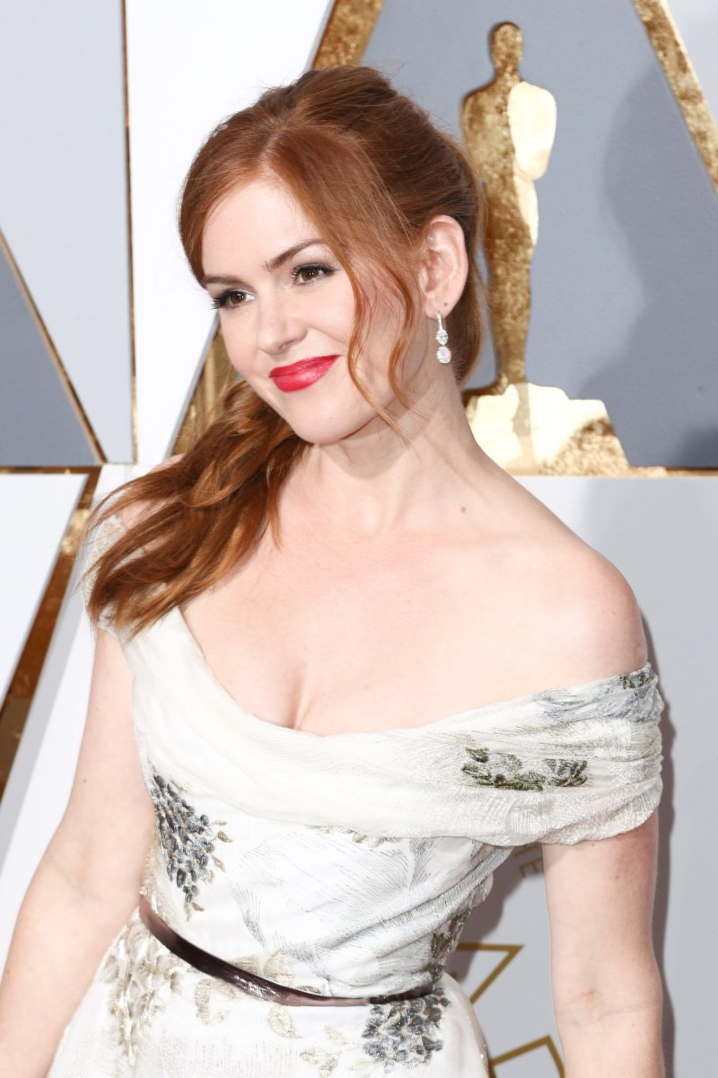 Isla Fisher, Oscars 2016