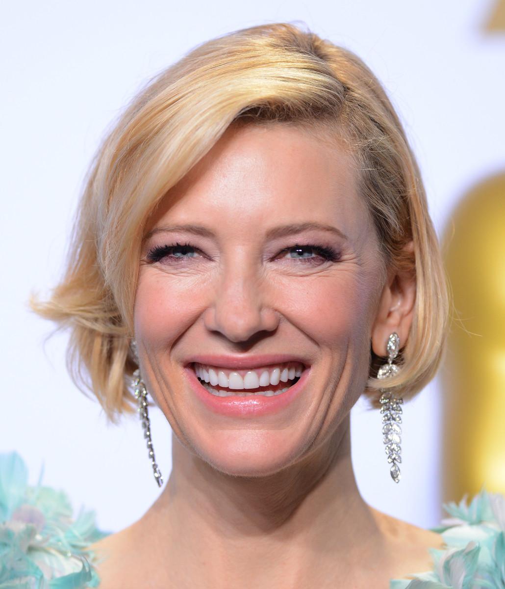 Cate Blanchett, Oscars 2016