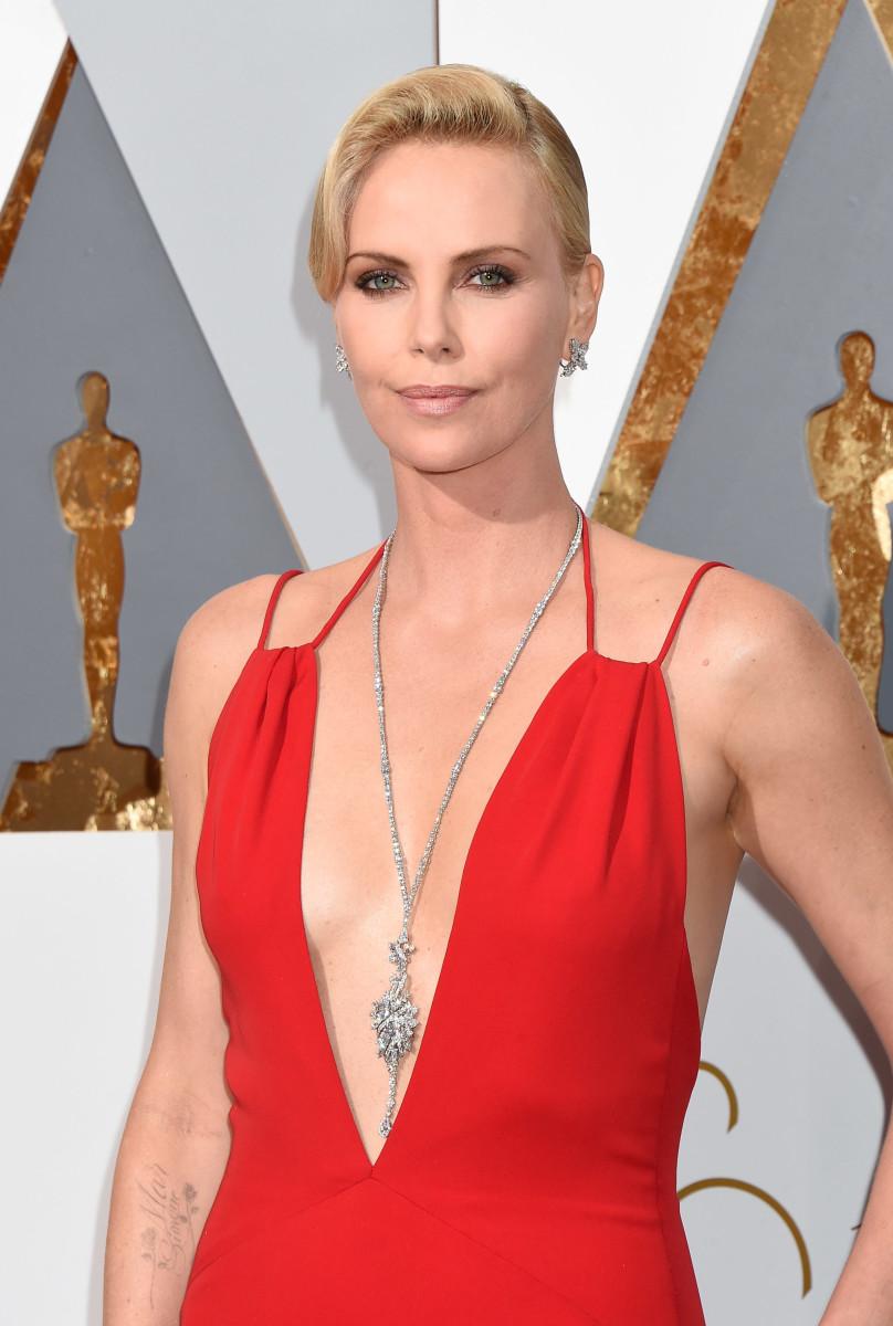 Charlize Theron, Oscars 2016