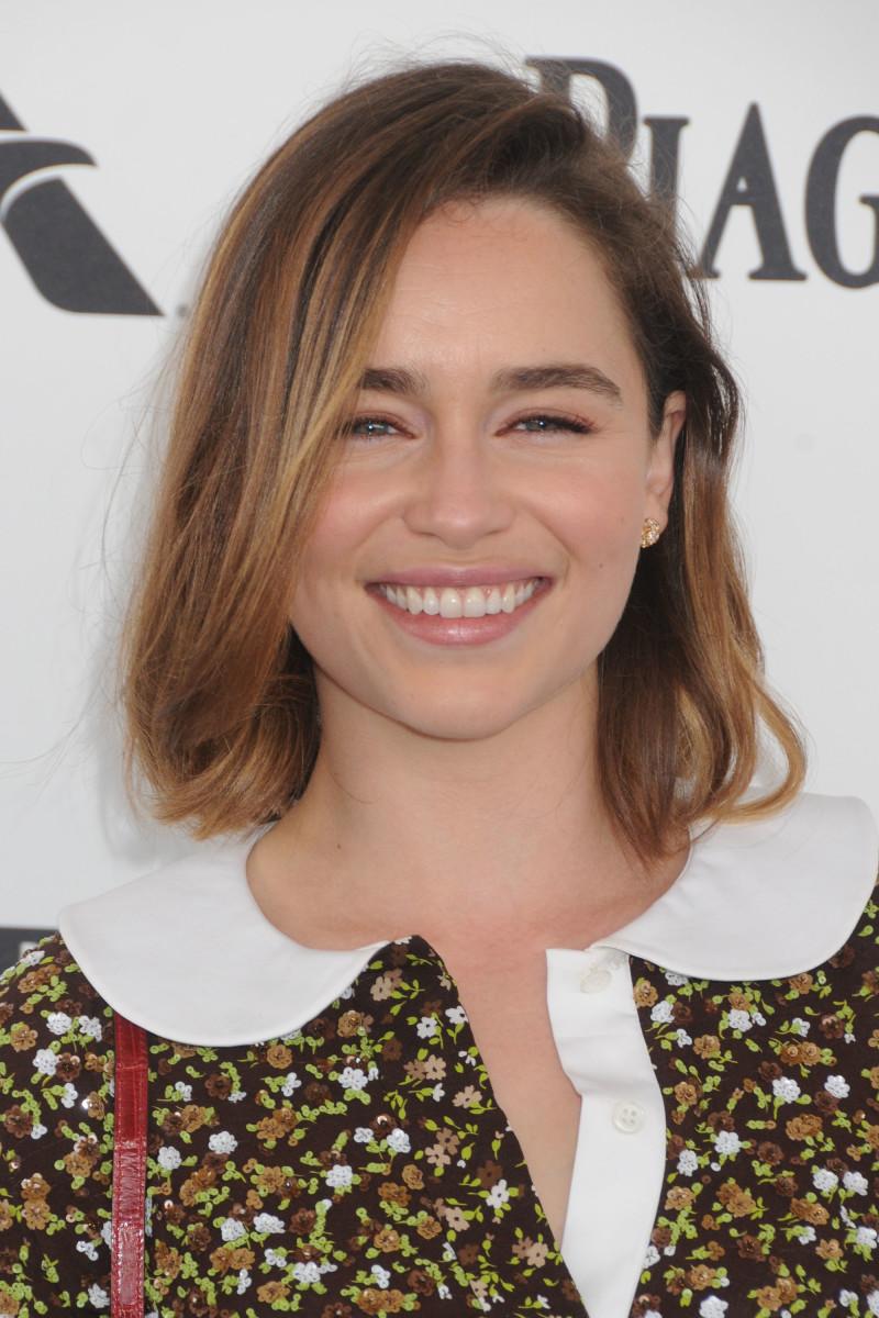 Emilia Clarke, Independent Spirit Awards 2016