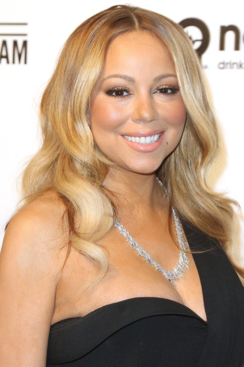 Mariah Carey, Elton John AIDS Foundation Academy Awards viewing party, 2016