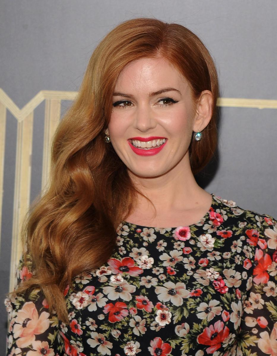 Isla Fisher, The Great Gatsby world premiere, 2013