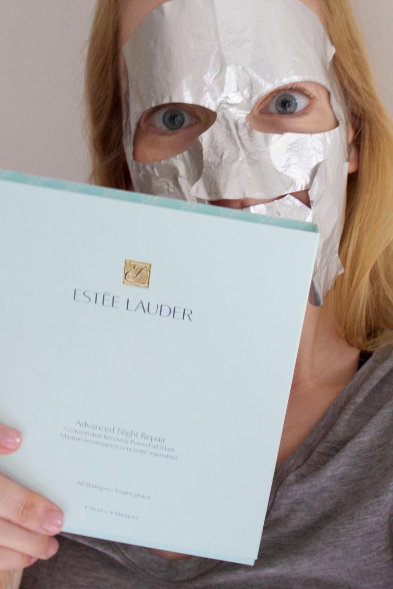 Estee Lauder Foil Mask