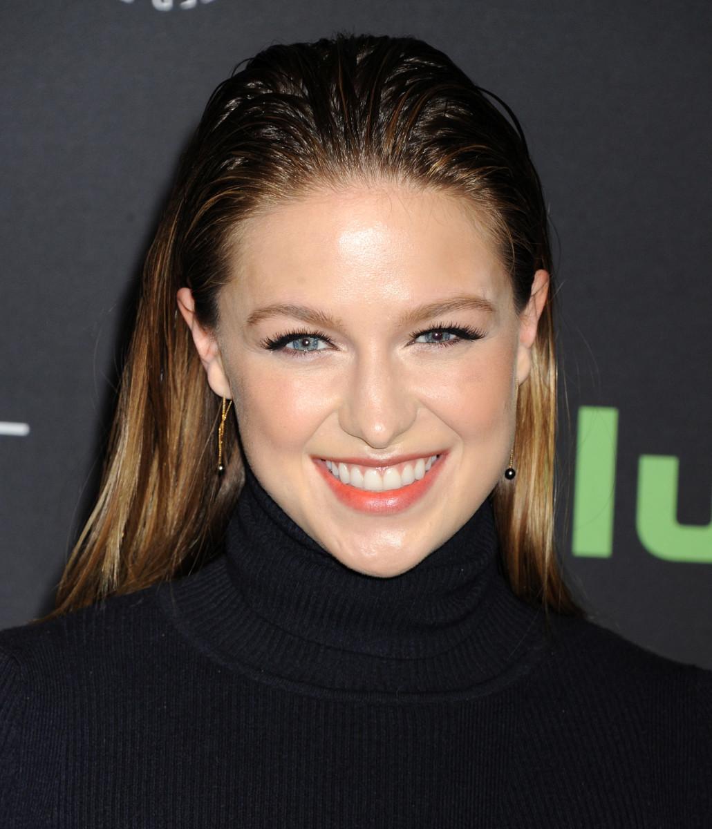 Melissa Benoist, Supergirl PaleyFest panel, 2016