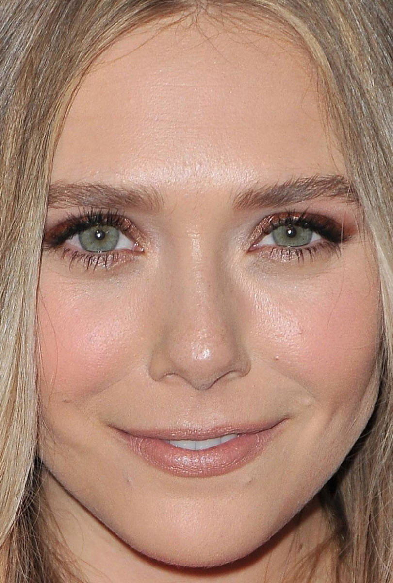 Elizabeth Olsen, I Saw the Light premiere, 2016