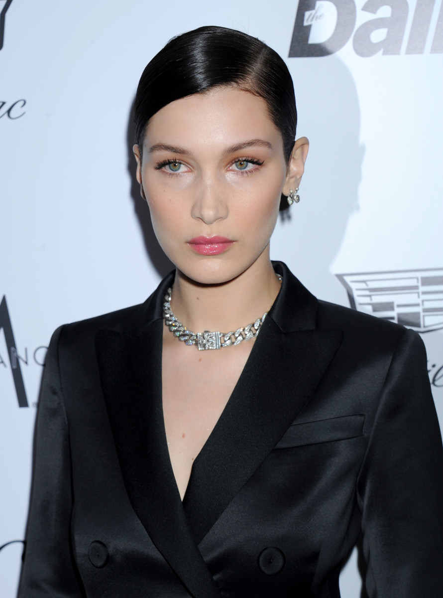 Bella Hadid, Daily Front Row Fashion Los Angeles Awards, 2016