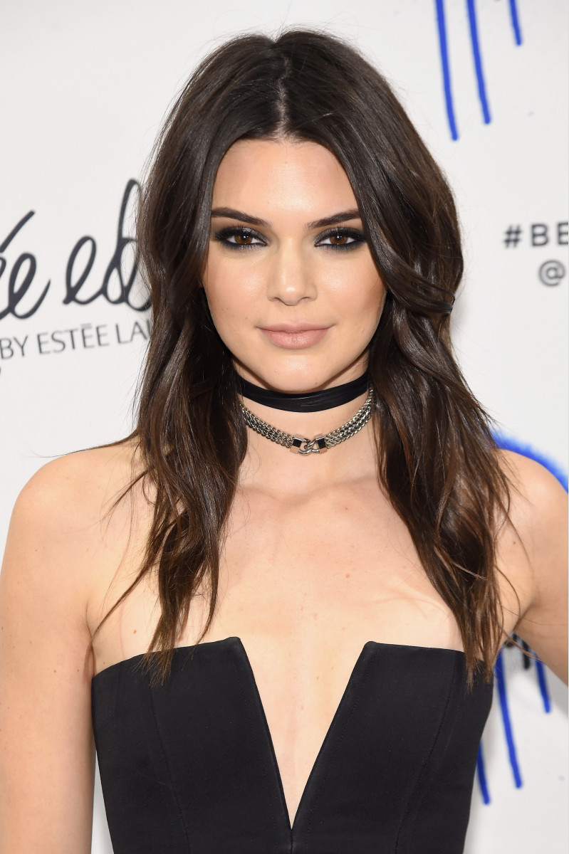 Kendall Jenner, The Estee Edit by Estee Lauder launch, 2016