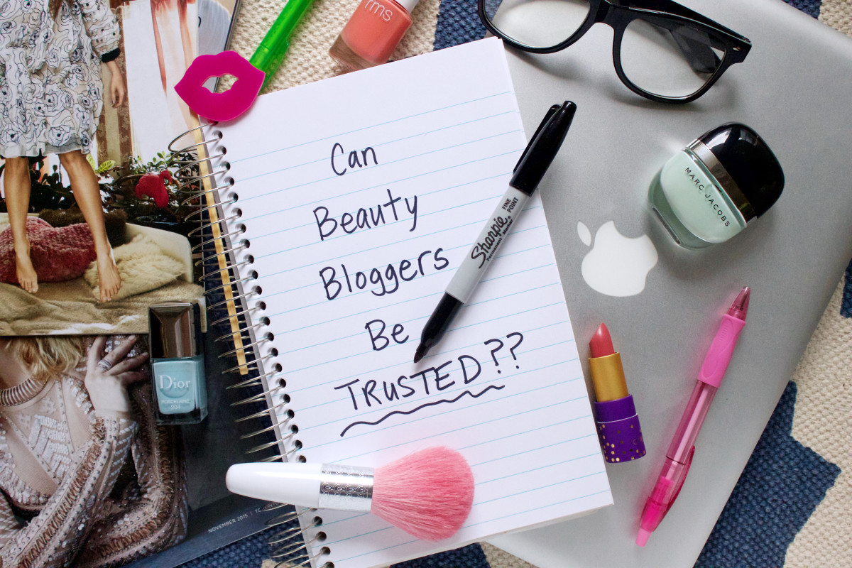 Can You Really Trust A Beauty Blogger?