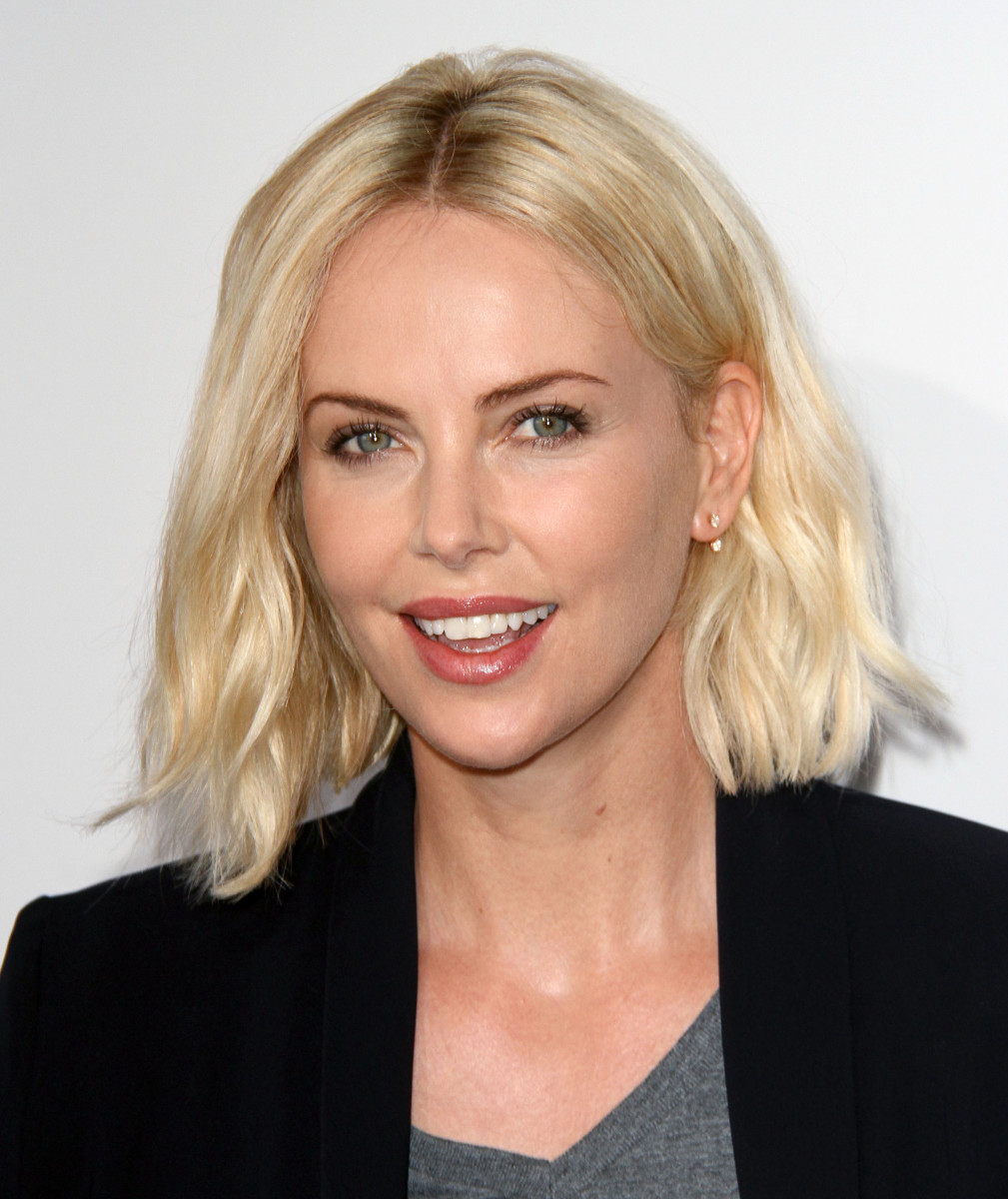 Charlize Theron, WE Day California Forum, 2016