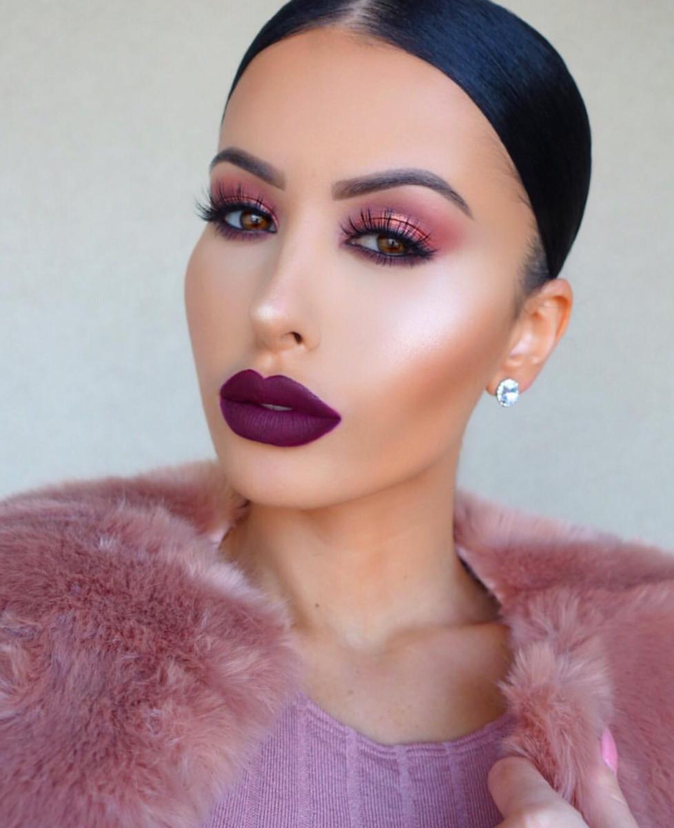 Amrezy makeup look