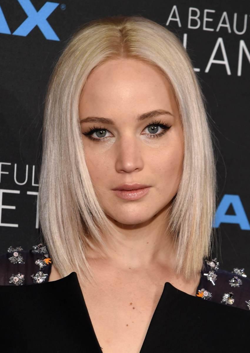 Jennifer Lawrence, A Beautiful Planet premiere, 2016