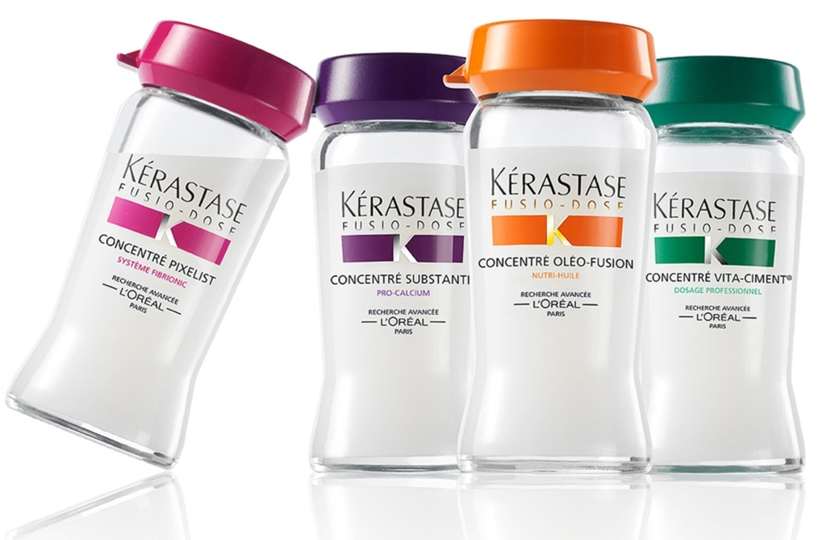 How to get rid of frizzy hair for good beautyeditor - Kerastase salon treatment ...
