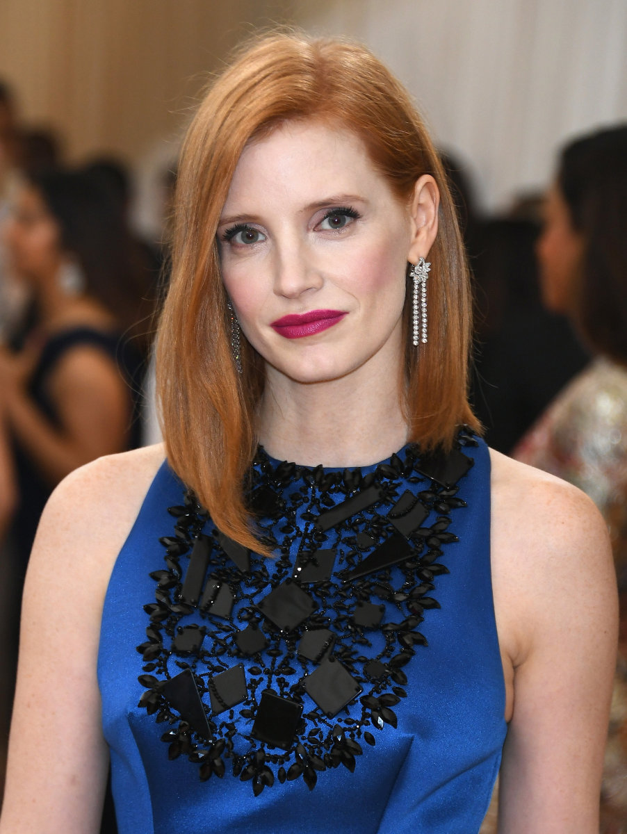 Jessica Chastain, Met Gala 2016