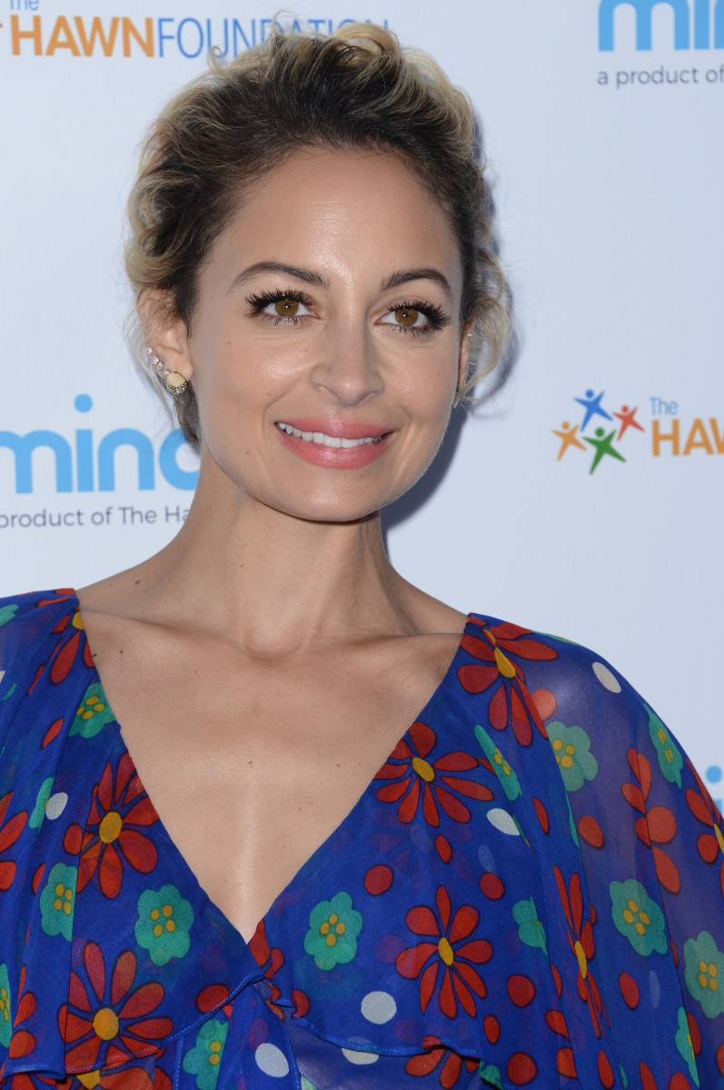 Nicole Richie, Goldie's Love In For Kids event, 2016