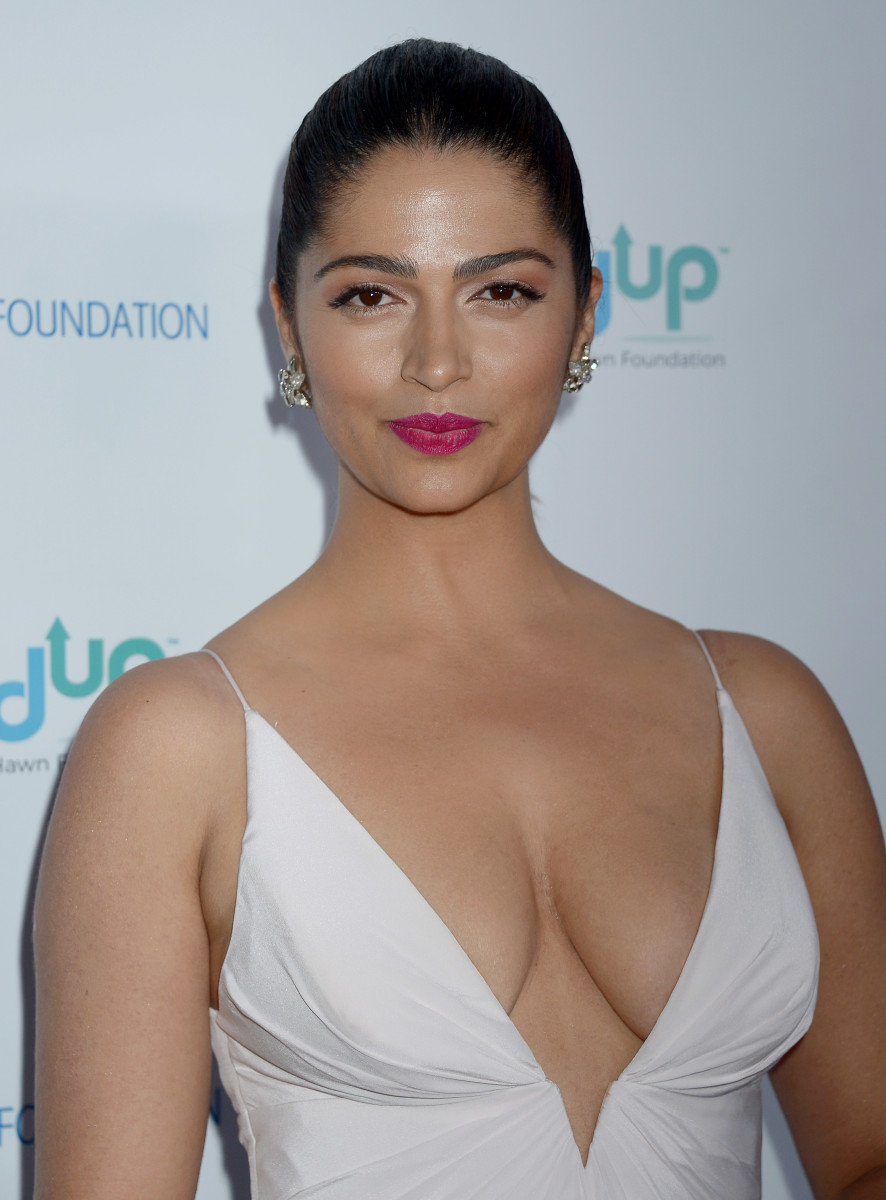Camila Alves, Goldie's Love In For Kids event, 2016