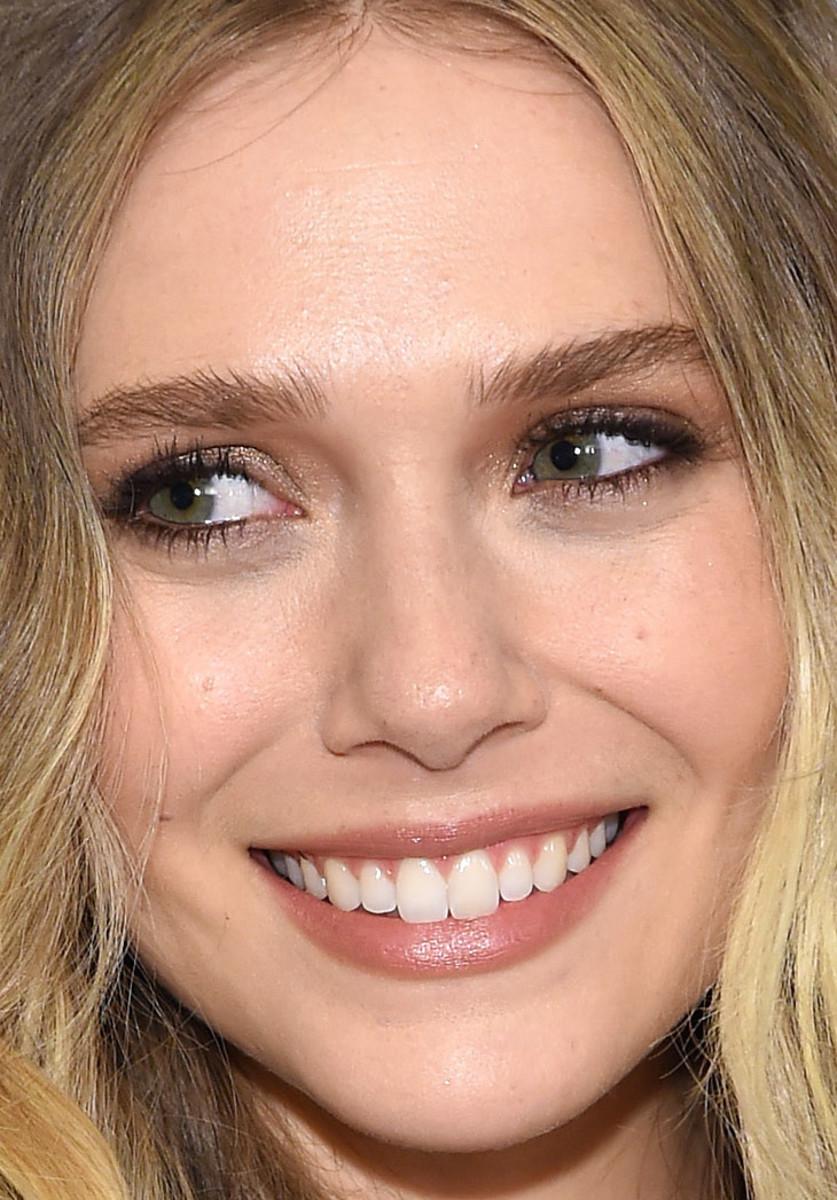 Elizabeth Olsen, Captain America Civil War New York premiere, 2016