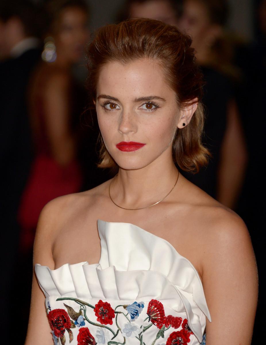 Emma Watson, White House Correspondents' Dinner, 2016