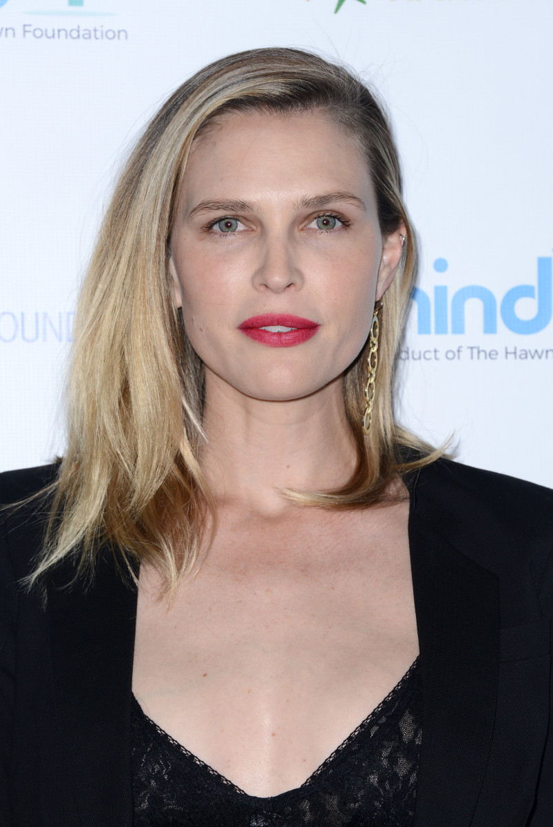 Sara Foster, Goldie's Love In For Kids event, 2016