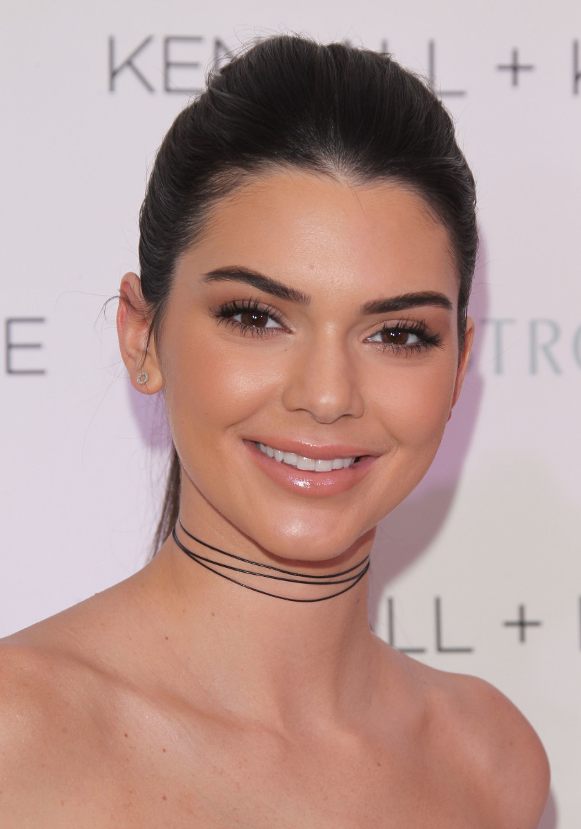 Kendall Jenner, Before and After - Beautyeditor