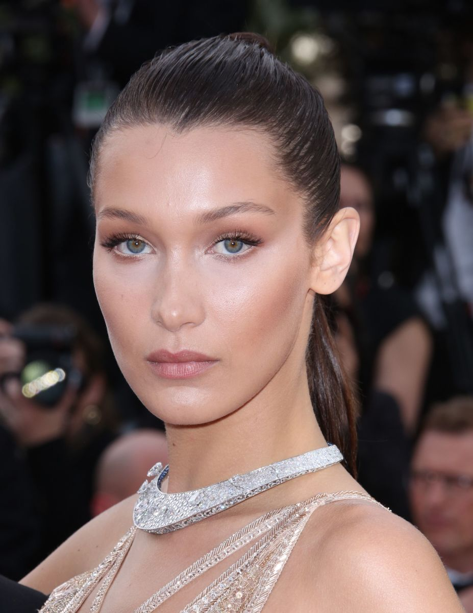 Bella Hadid, Cafe Society Cannes premiere, 2016