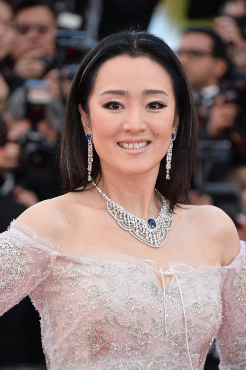 Gong Li, Cafe Society Cannes premiere, 2016
