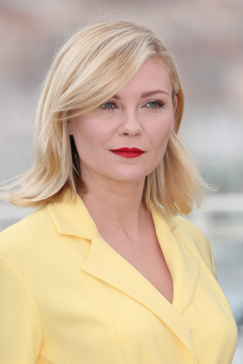 Kirsten Dunst, Cannes jury photocall, 2016