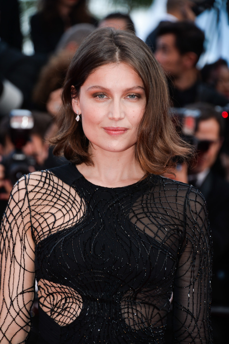 Laetitia Casta, The Unknown Girl Cannes premiere, 2016