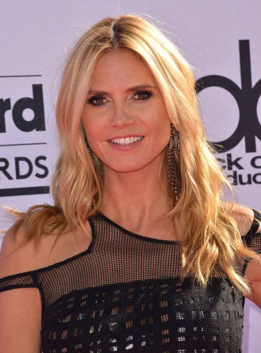 Heidi Klum, Billboard Music Awards 2016