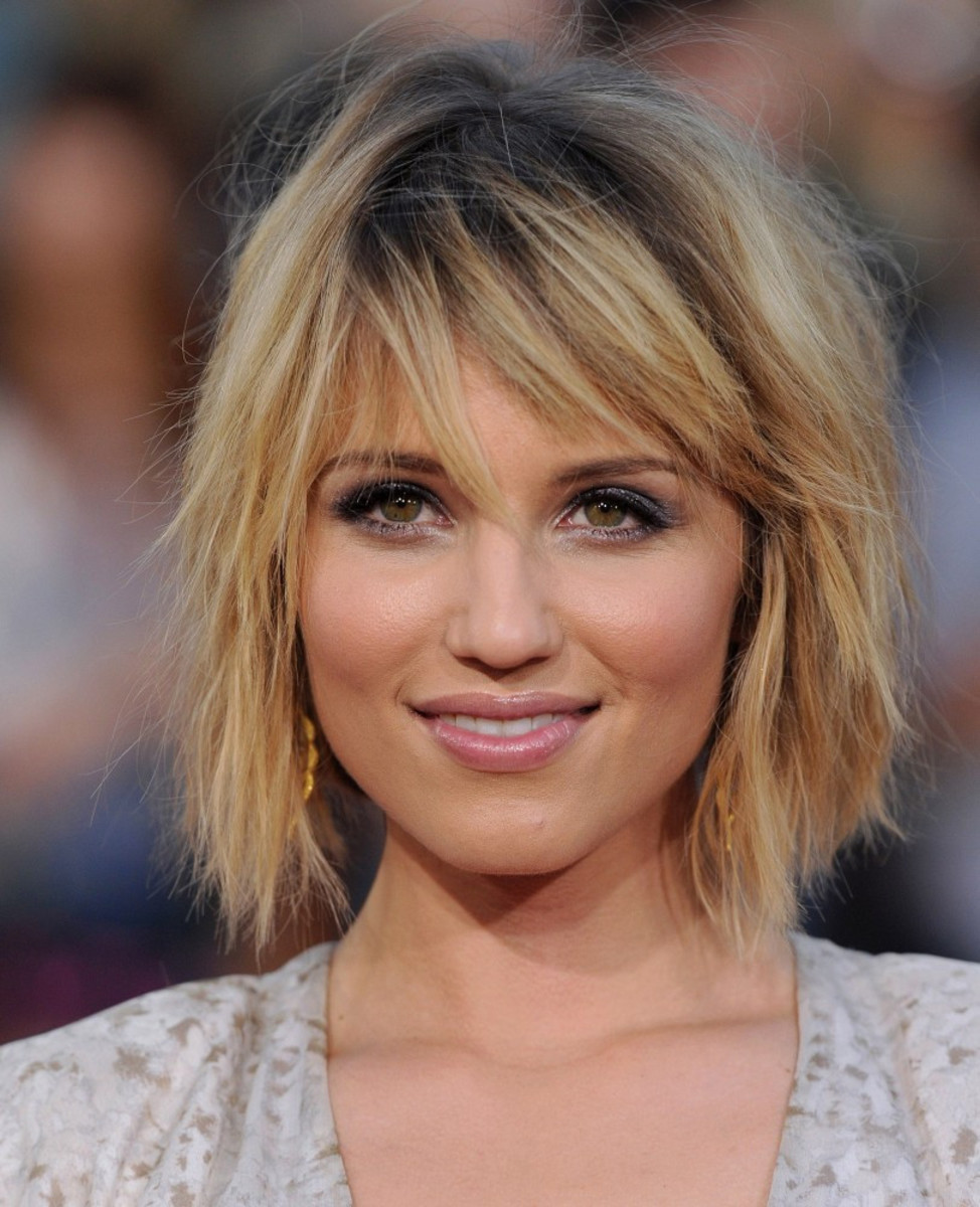 Dianna Agron, Glee The 3D Concert Movie premiere, 2011