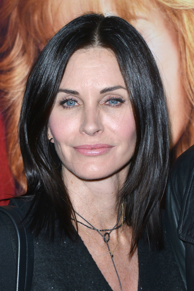 Courteney Cox, The Comeback premiere, 2014