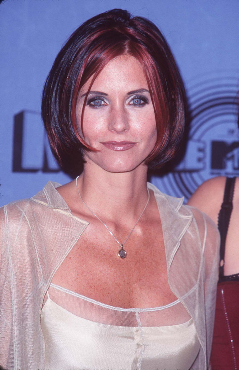 Courteney Cox Before And After Beautyeditor