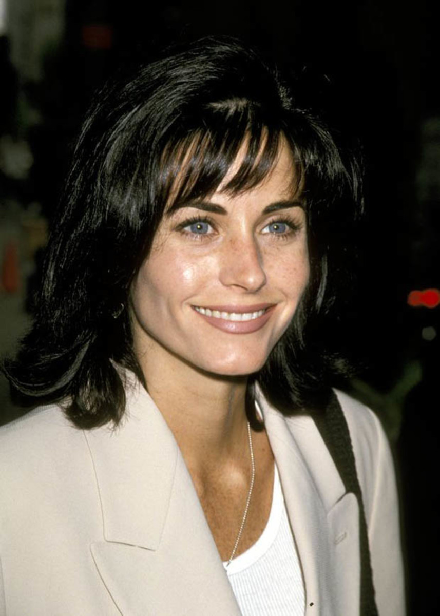 Courteney Cox, NBC Sponsors Convention, 1994