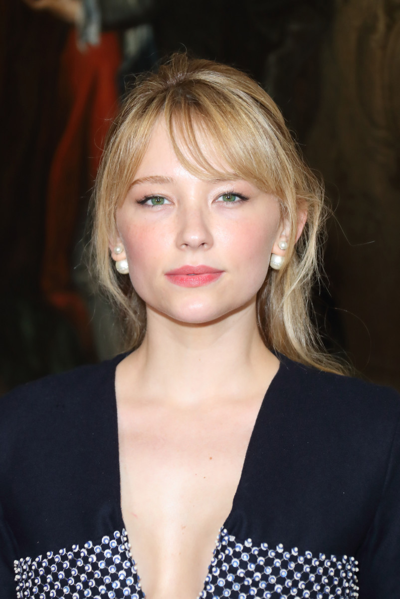 Haley Bennett, Dior Cruise 2017 collection launch, 2016