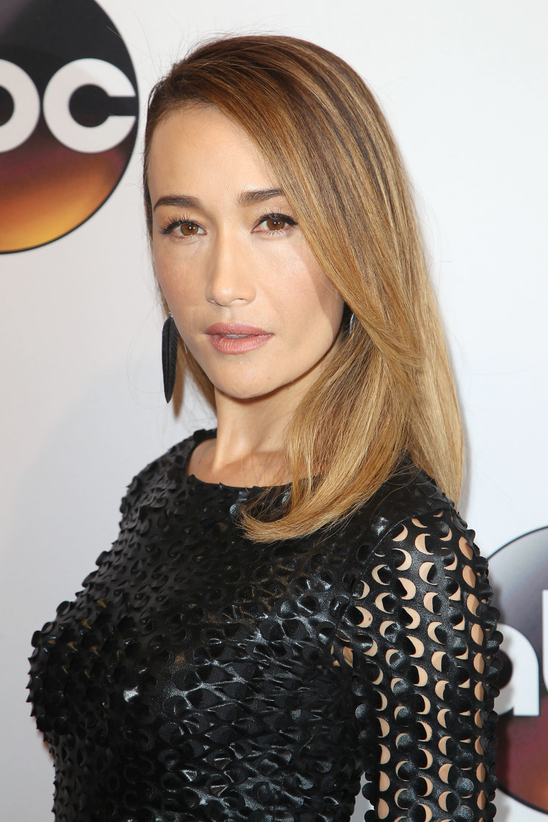 Maggie Q, ABC Network Upfronts, 2016