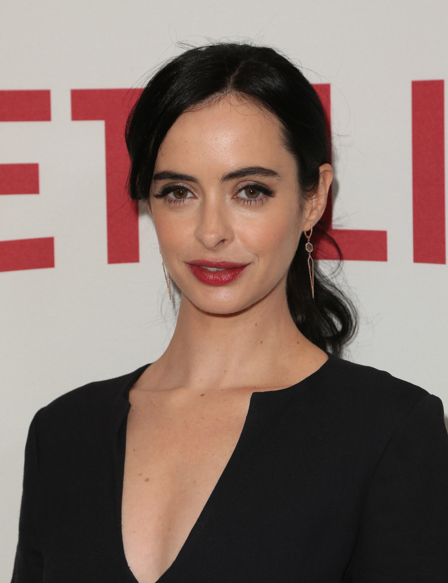 Krysten Ritter, Netflix Rebels and Rule Breakers luncheon, 2016