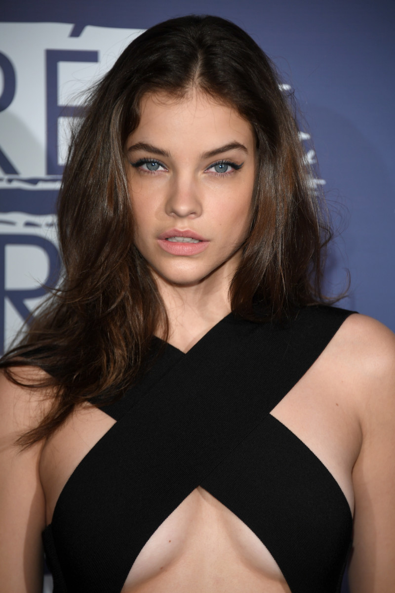 Barbara Palvin, L'Oreal Paris Blue Obsession party, 2016